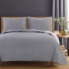 piper green quilt set gl 1612cmst solid color quilt sets bedding
