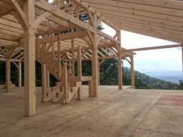 Timber Frame Barn Homes Barn Home Timber Frame Raised In North Carolina The Barn Yard