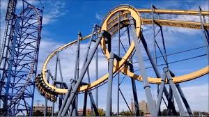 Batman Roller Coaster Six Flags Texas Batman The Ride Off Ride Hd Six Flags Over Texas Youtube