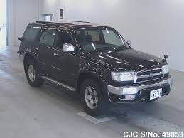 2000 toyota hilux surf 4runner wine for sale stock no 49853