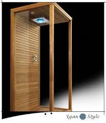 box doccia da esterno box doccia per esterno idee creative e innovative sulla casa e l