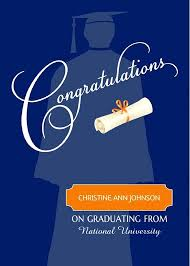 name cards for graduation announcements lovely graduation announcement name cards and size of