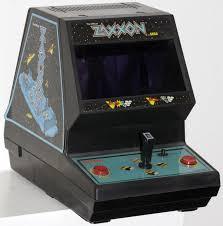 Table Top Arcade Games Zaxxon Tabletop