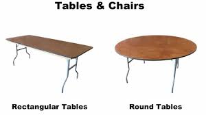 Round Table Rentals by Table Rentals Chair Rentals Tent Rentals Event Tables And