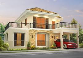 two story home designs house design two story philippines house design