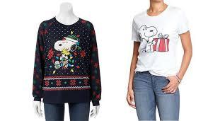 snoopy christmas sweatshirt snoopy christmas shirt christmas cards