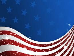 Us Flag Vector Free Download American Flag Ppt Background 60
