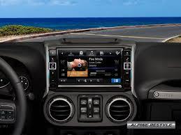jeep wrangler navigation system alpine jeep navigation system completes your wrangler