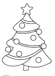 imagenes de navidad para colorear online dibujos de abetos de navidad para colorear