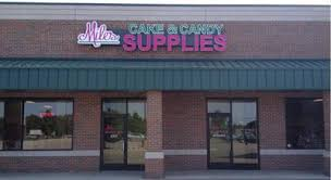 cake and baking supply