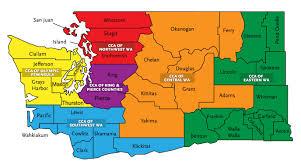 Eastern Washington Map by Spokane Dma Map Images Reverse Search