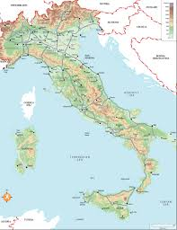 Cities In Italy Map by The Best Beaches In Italy Rough Guides Rough Guides