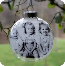 family photo ornaments to make but i can t figure out how to the