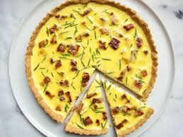 quiche lorraine recipe food wine