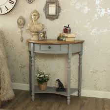half moon console table with drawer half moon console table with drawer console table demilune half