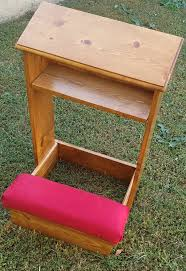 Prayer Bench For Sale On Sale Completed Prayer Kneeler Ready To Ship Kneeling