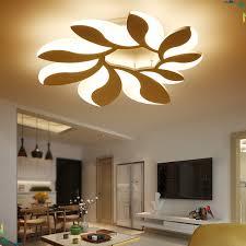 luminaire plafond chambre télécommande plafond lumières moderne le salon chambre couloir