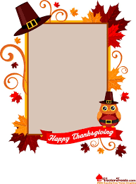 thanksgiving clip for frames 101 clip