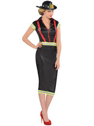 Ladies Halloween Costumes Uk Tease Pin Fire Costume 997106 Fancy Dress Ball