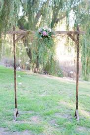 wedding arches how to make the 25 best simple wedding arch ideas on rustic