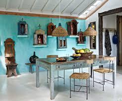 rustic luxe decor inspiration anderson cooper u0027s brazilian beach