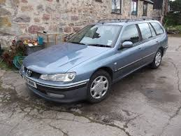 peugeot 406 lx hdi 110 hp estate in forres moray gumtree