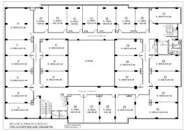floor plan for commercial building institutional building floor plan steel amp metal commercial