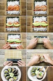 cuisine facile pour d饕utant comment faire des sushi chez vous trucs et astuces pour débutants