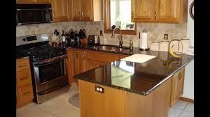Kitchen Granite Countertops by Kitchen Granite Countertop Design Ideas Youtube