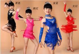 new child girls kids cheap black blue red pink sequin fringe