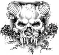 40 best tattoos images on pinterest evil tattoos skull and