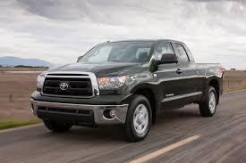 toyota usa models toyota announces prices for 2010 tundra pickup and sequoia sport