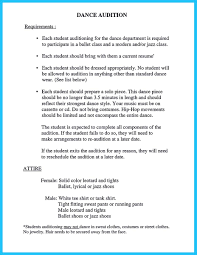 Curriculum Vitae Sample And Format by Cute Audition Resume Template Format Download Pdf Theatre
