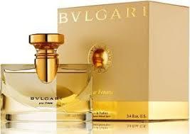 Parfum Kw jual parfum kw 1 bulgari femme yellow 100 ml botol ori parfume