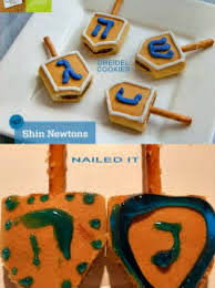 Hanukkah Cookies Nailed It Not Even The Cookies Are Safe