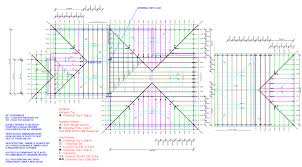 roof layout u0026 roof truss layout