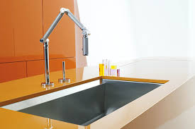 articulated kitchen faucet articulating kitchen faucet innovations for the kitchen brizo