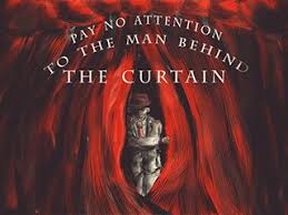 Oz Curtain Pay No Attention To The Man Behind The Curtain Indiegogo