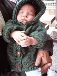 sweater sizes for babies dimensions info