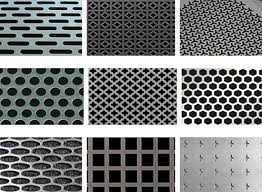 Decorative Aluminum Perforated Sheet Architectural Mesh Metal