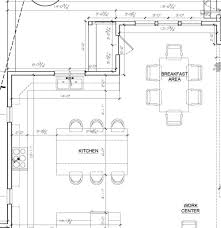 kitchen island dimensions with seating kitchen island size