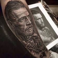 roma tattoos these conor mcgregor fans have got awesome tattoos of their ufc
