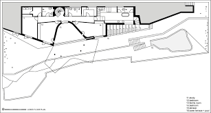 automotive floor plans holman house by durbach block jaggers architects floor plans