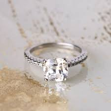 cushion ring angelix cushion cut engagement ring