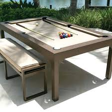 dining table pool table conversion dining room table pool table