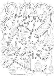 mickey mouse new years coloring pages happy new year coloring pictures new years coloring page happy new