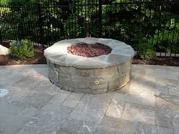 Gas Firepits Baker Pool Construction Of St Louis Builder Of Outdoor