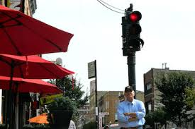 red light ticket video city yellow lights too short judge says before tossing red light