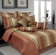 Rust Comforter Set Rust Colored Comforter Sets