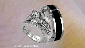 men and women wedding ring sets to express your in a few men